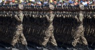 China has moved 150,000 troops to North Korean border: reports