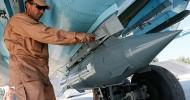 Russian Su-34 annihilates terrorists' bunker in Idlib with KAB-1500 bomb. Video