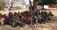 Police, Immigration authorities net 56 illegal lags from Somalia
