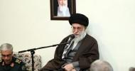 Ayatollah Khamenei says Iran not cowed by U.S. attack on Syria