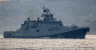 Russia Deploys Missile-Armed Ship to Syria After US Attack: Source