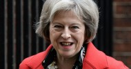 Theresa May to seek general election on 8 June