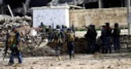 ِIraqi army says new front opened in western Mosul eyeing 4 districts