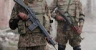 Pakistan army foils major terrorist attack on Easter Sunday