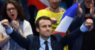 Macron: The chancer vowing to turn page in French history
