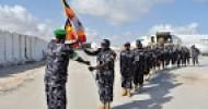 New Ugandan Battle Group arrives in Somalia