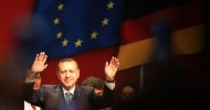 Germany warns Turkey not to 'end the European dream'