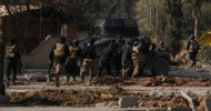 Security forces storm building, kill over 30 IS members in western Mosul