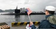 "North Korea Threatens To Sink ""Doomed"" US Nuclear Submarine"