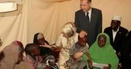 Turkey leads humanitarian aid efforts in drought-hit Somalia