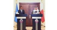 Emir and Somalian president's talks successful, fruitful: Foreign Minister