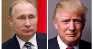 Putin, Trump discuss 'safe zones' in Syria, 'dangerous' North Korea situation in phone call