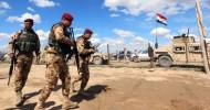 Iraqi forces take over western Mosul's 30 Tamuz district