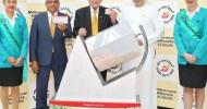Housewife wins $1m in latest Dubai raffleMariam M. Al Serkal, Senior Web Reporter