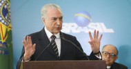 President Temer Vetoes Immigration Amnesty for Foreigners in Brazil