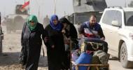 Monitor: Islamic State kill 64 civilians, including children, fleeing western Mosul