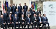 G7 finance chiefs talk cyber security in Bari after attacks
