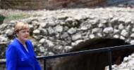 Merkel calls G7 climate talks 'very unsatisfactory'