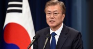 New South Korean President Moon Jae-in Won't Find Reengaging Kim Jong Un Easy…Charlie Campbell / Beijing and Seoul