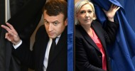 French presidential election LIVE: Polling stations close around the country