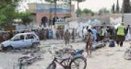 26 die as Senate deputy leader survives bomb attack in Mastung
