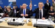 Trump: NATO must do more on terror, immigration, Russia