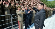 N. Korean leader oversees test of anti-aircraft weapon