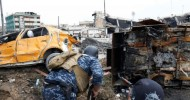 Five officers, 12 suicide bombers killed in western Mosul in 24 hours by  Mohamed Mostafa