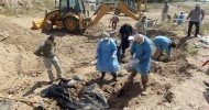 Mass grave of relics of 60 civilians found in western Mosul