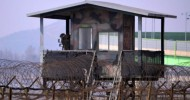 North Korean man swims south to defect, South Korean military says