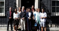 London fire: Grenfell Tower victims take 'demands' to Number 10