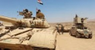 Iraqi army launches operation to clear western Anbar regions from IS