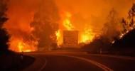 Dozens killed in Portugal fire