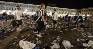 Football: 1000 injured in Juve fan panic after bomb scare – police