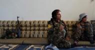 Spirits high among Kurds in Syria as coalition battles for Raqqa