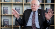 Bernie Sanders chides Donald Trump for criticizing Germany