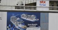 France warns unyielding Italy over shipyard row