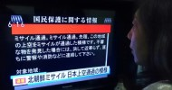 Japan wakes up to N Korean missile warnings By Hiroshi HIYAMA