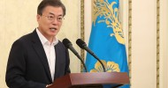 Moon calls for patience in dealing with N. Korea