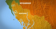 Nearly 20,000 Rohingya flee to Bangladesh from Myanmar