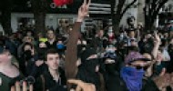 Seattle police use pepper spray as pro-Trump and Antifa protesters face off (PHOTOS, VIDEO)