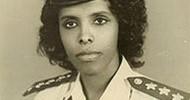 Somalia's first female pilot returns home