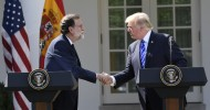 Trump: 'I think the people of Catalonia would stay with Spain'