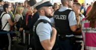 Bomb scare leads to partial evacuation of Frankfurt Airport