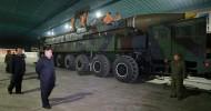 Seoul detects radioactive gas from N. Korea nuke test