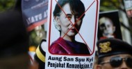 Aung San Suu Kyi cancels trip to UN General Assembly