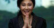 Thai junta leader confirms fugitive former PM Yingluck is in Dubai