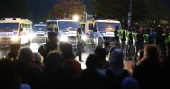 Afghan deportation flight takes off despite protest
