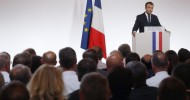 Macron urges French police to make full use of draconian anti-terror powers