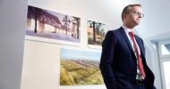 Skellefteå to get Europe's biggest car battery factory: in pictures (AFP)